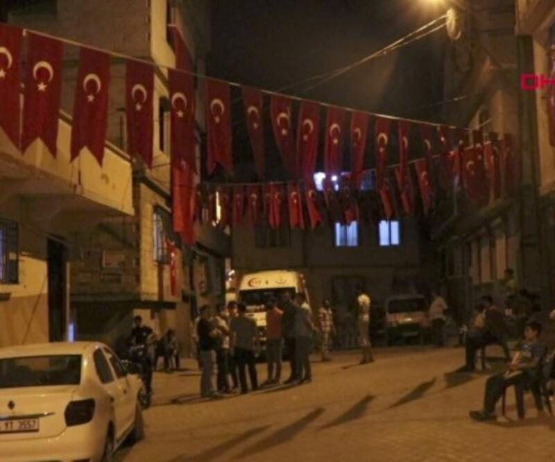 Gaziantep'e şehit ateşi düştü | Video