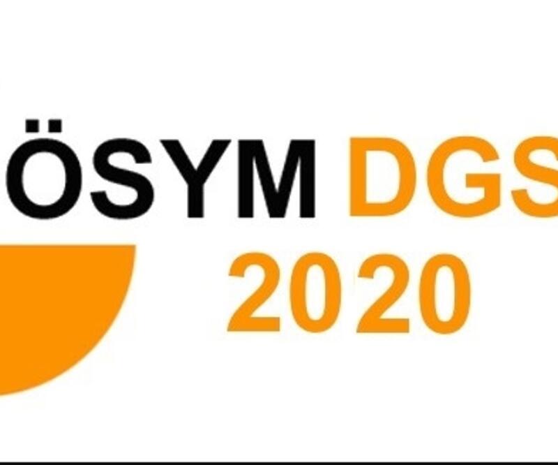 DGS tercihleri başladı! 2020 DGS tercihleri son gün ne zaman?