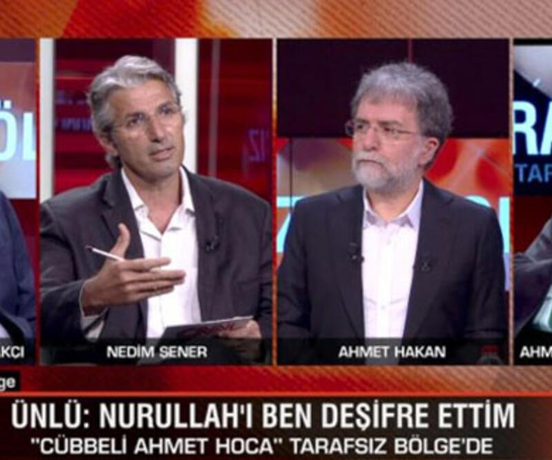 'Cübbeli Ahmet Hoca' CNN TÜRK'te: Nurullah'ı ben deşifre ettim | Video
