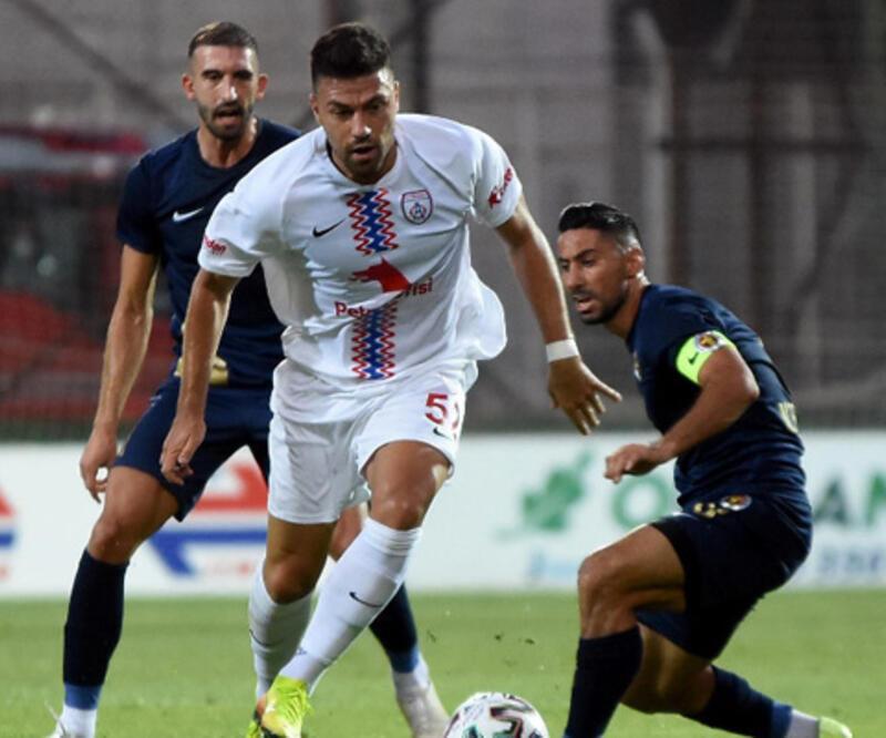 TFF 1. Lig maç sonucu: Menemenspor - Altınordu: 0-2