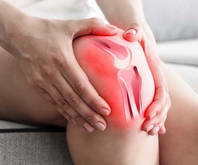 Eklemlerdeki kızarıklıklar artrit işareti olabilir