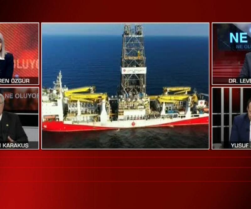 """Son Dakika Haberler: """"900 milyar metreküp gaz"""" iddiası   Video"""