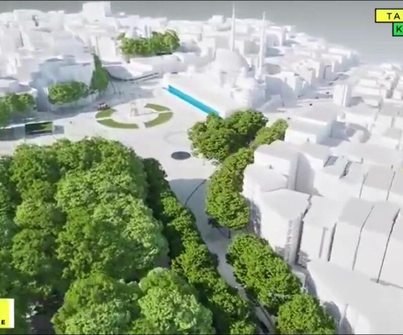 Taksim Meydanı oylaması başladı | Video
