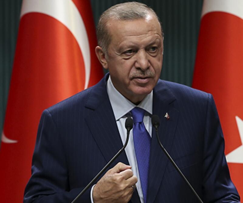 Son dakika haberi... Cumhurbaşkanı Erdoğan'dan yerli aşı açıklaması | Video