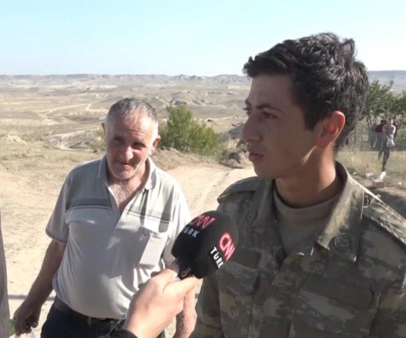 CNN TÜRK cephedeki askerlerin aileleriyle konuştu | Video