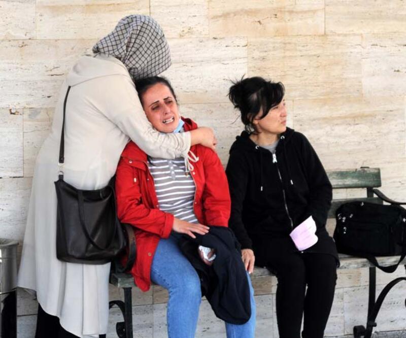 Antalya'da feci olay! Annenin feryadı yürekleri yaktı