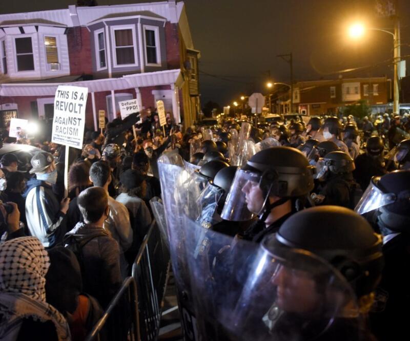 ABD'de protestolar sürüyor: Ulusal Muhafız Birlikleri gönderiliyor!