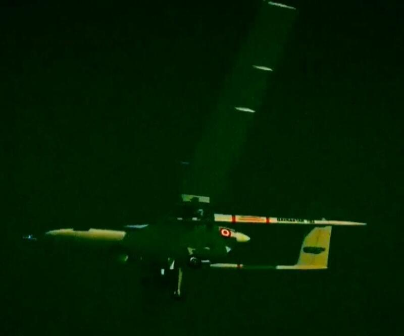 Bayraktar TB2 SİHA fotoğrafında önemli detay!   Video