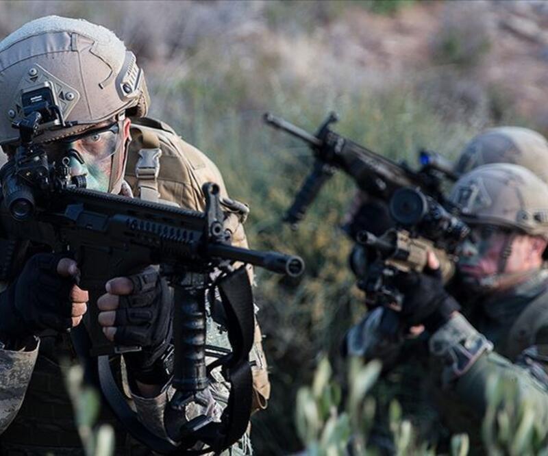 Barış Pınarı bölgesinde 14 PKK/YPG'li terörist etkisiz hale getirildi