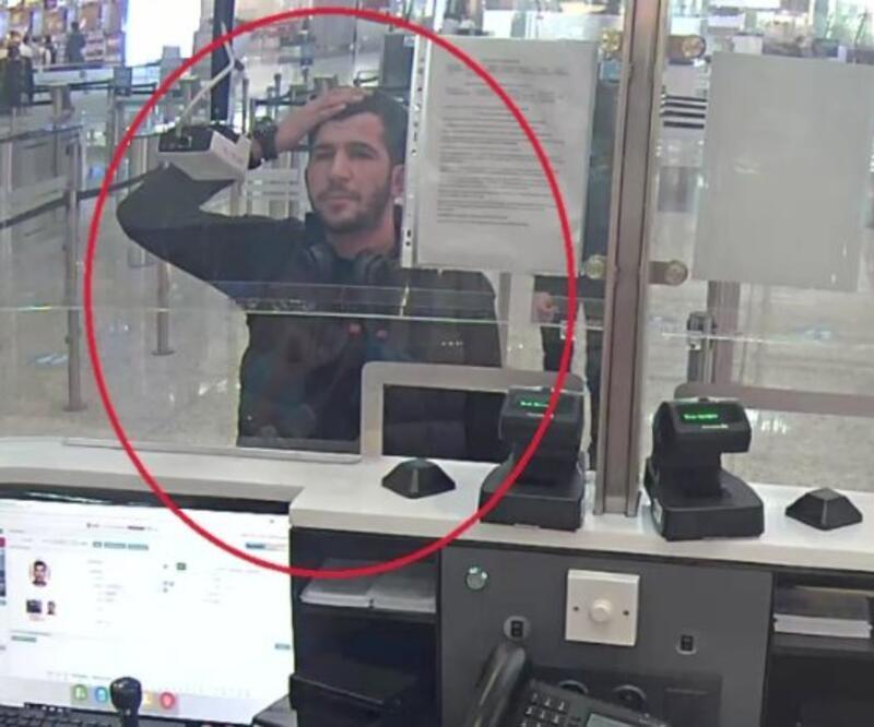 Son dakika haberleri... PKK'lı terörist böyle yakalandı   Video