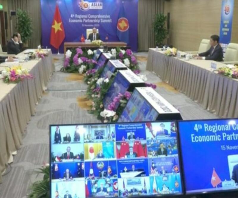 Asya'da dev ticaret anlaşması | Video