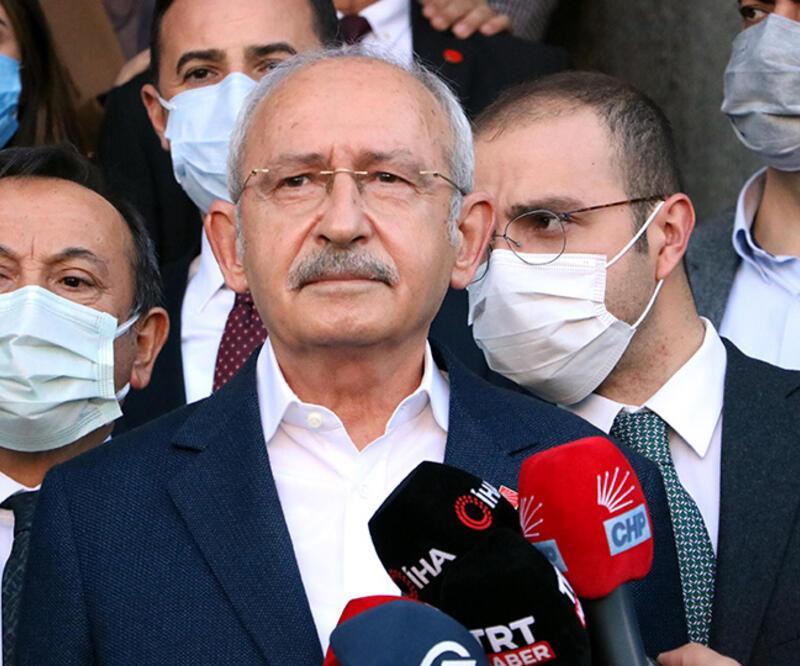 Kılıçdaroğlu'ndan MHP'ye Çakıcı tepkisi | Video