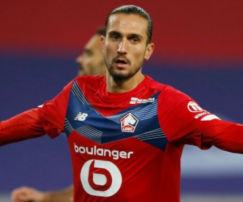 Yusuf Yazıcı'dan 2 gol, 1 asist