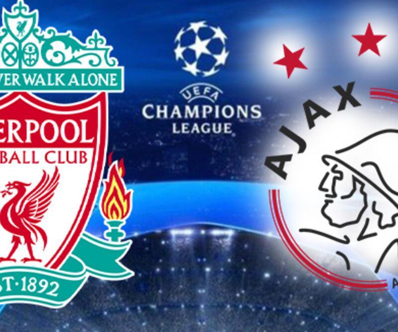 Liverpool Ajax Şampiyonlar Ligi maçı hangi kanalda, ne zaman, saat kaçta?