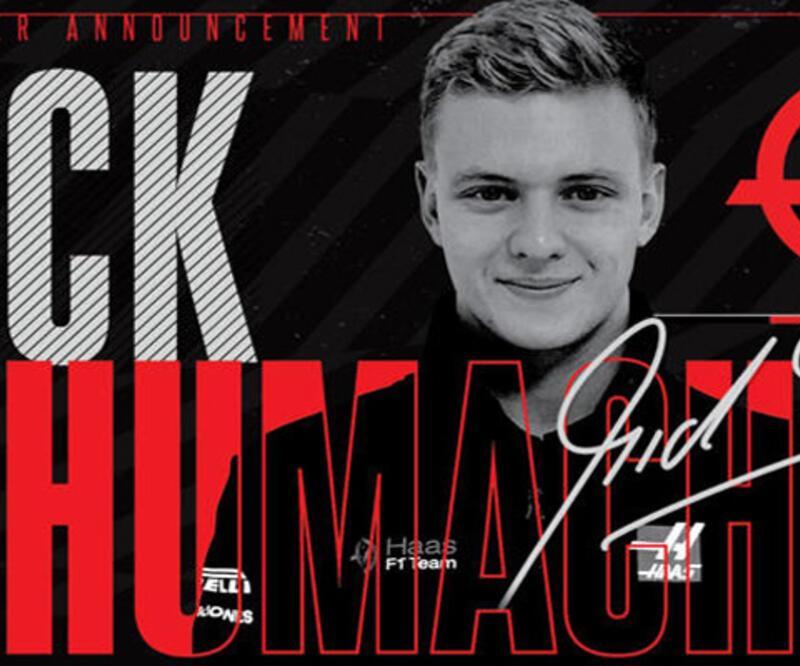 Son dakika... Mick Schumacher, Haas takımıyla anlaştı!