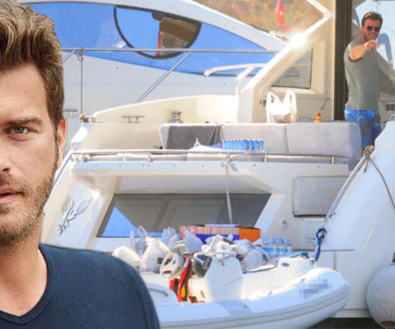 Kıvanç Tatlıtuğ teknesini sattı! 3 milyon 230 bin TL...