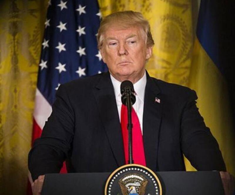 Son dakika haberi: Trump, CAATSA'yı da kapsayan bütçeyi veto edeceğini duyurdu   Video