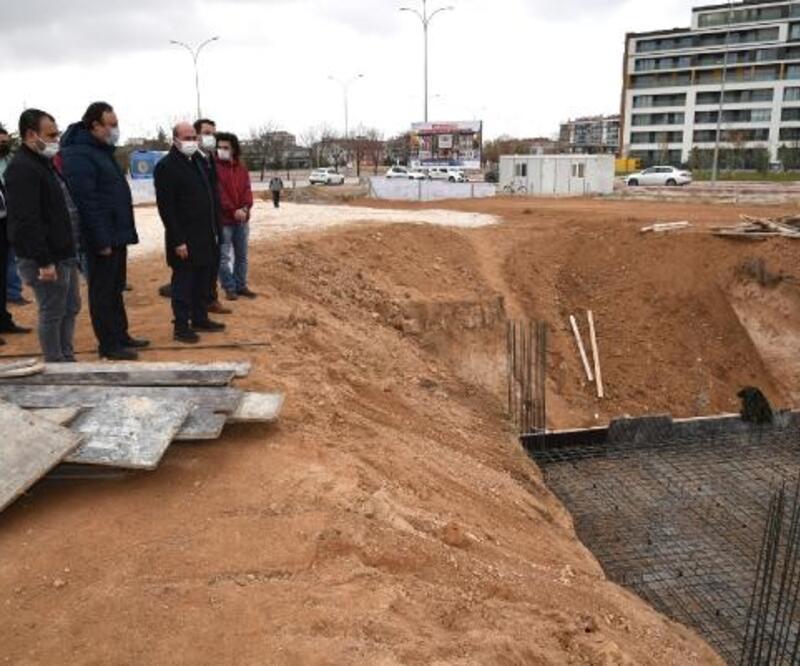 Konya'ya bir polis merkezi daha kazandırılıyor