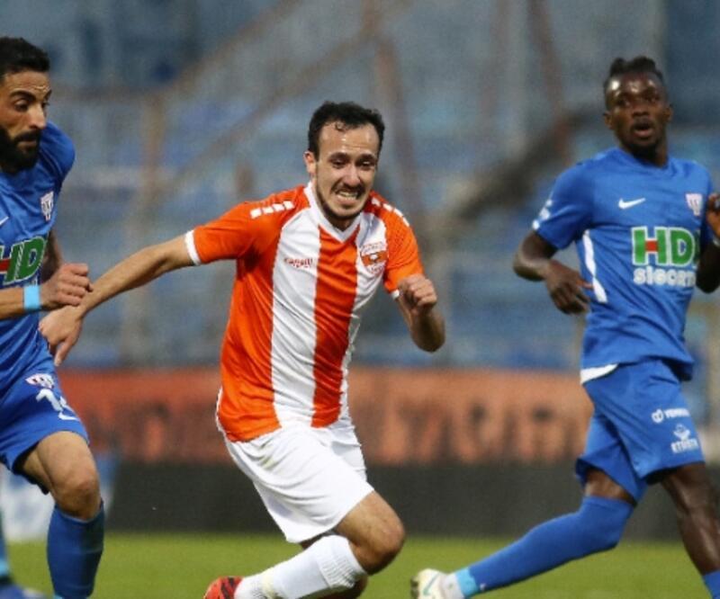 Bandırmaspor Adana'da kazandı