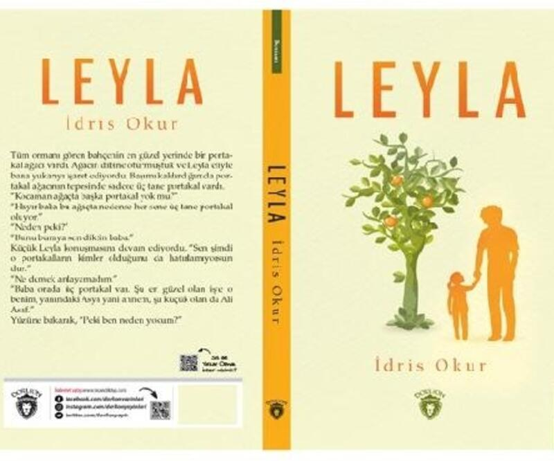"""Leyla"" İdris Okur'un kaleminde raflarda"