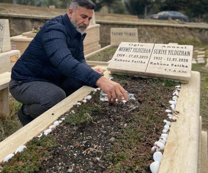 İzzet Yıldızhan annesinin vefatının birinci senesinde 300 kişiye yemek verdi