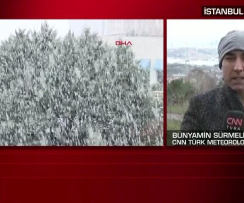 İstanbul'a kar ne zaman geliyor? Bünyamin Sürmeli yanıtladı | Video
