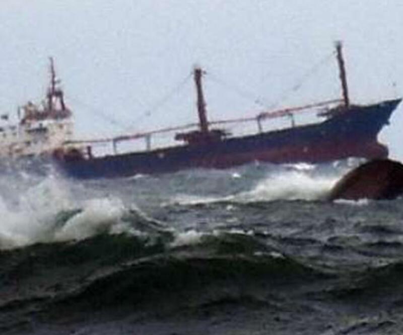 Ulaştırma Bakanlığından batan gemiyle ilgili açıklama