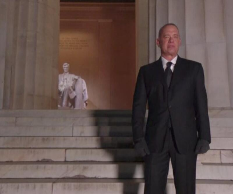 Biden'in başkanlığı kutlandı, birbirinden ünlü isimler sahne aldı   Video