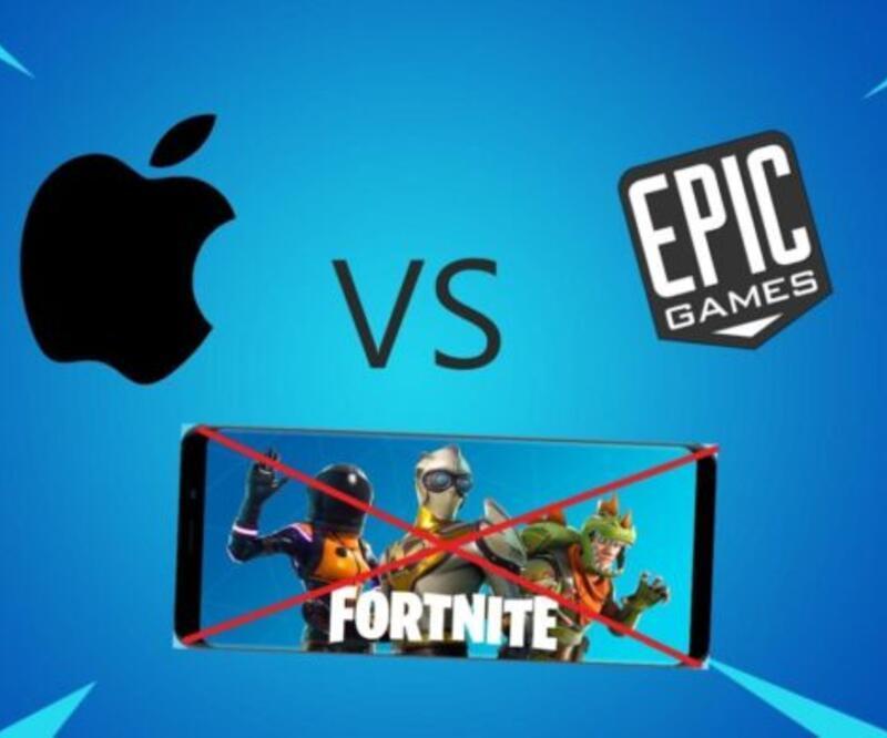 Epic Games Apple tartışması büyüdü