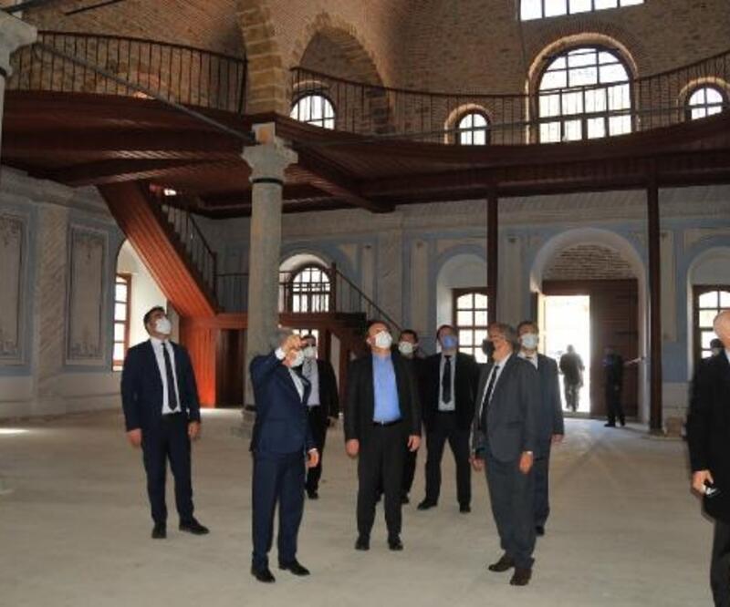 TCDD Genel Müdürü Ali İhsan Uygun Akşehirde