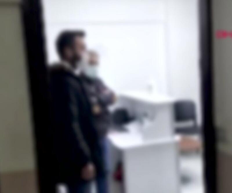 Kaçak kliniğe baskın yapıldı