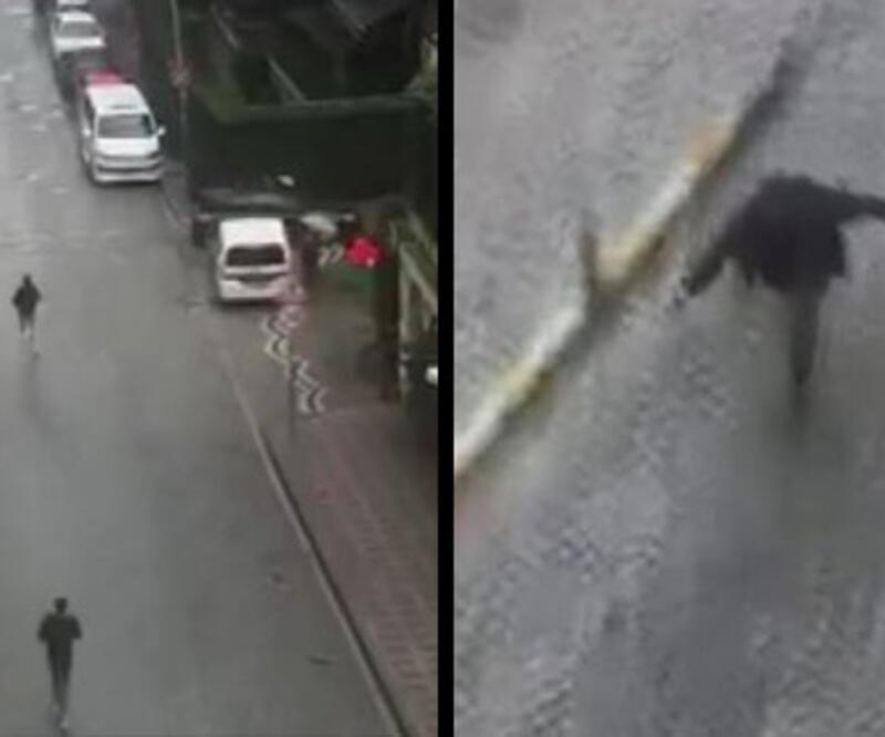İstanbul'da silahlar çekildi! Güpegündüz çatıştılar