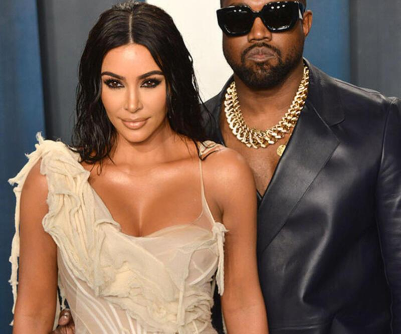 Kanye West'in boşanma talepleri ortaya çıktı