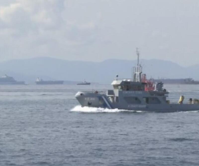 Yunan ve Fransız gemilerinden kıta sahanlığı ihlali