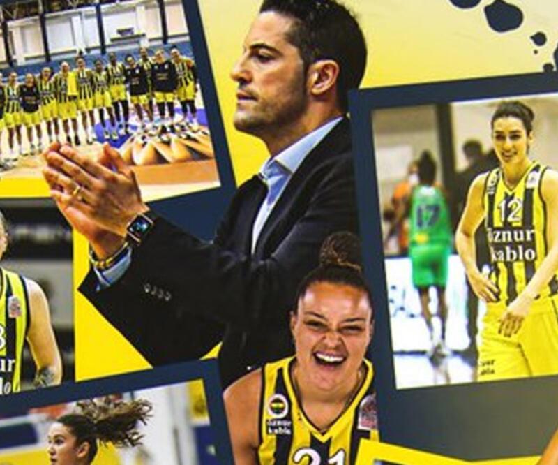Son dakika... Kadınlar Basketbol Süper Ligi'nde şampiyon Fenerbahçe