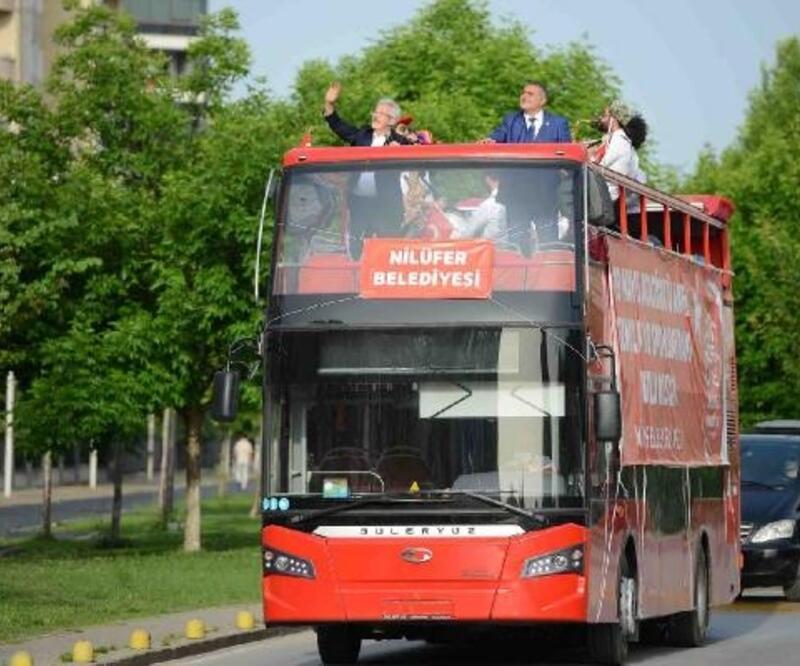 Nilüfer, 19 Mayıs Atatürk'ü Anma Gençlik ve Spor Bayramı'na hazır