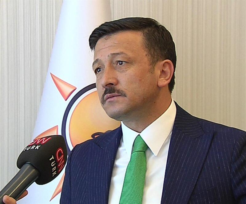AK Partili Dağ'dan muhalefetin erken seçim çağrısına yanıt