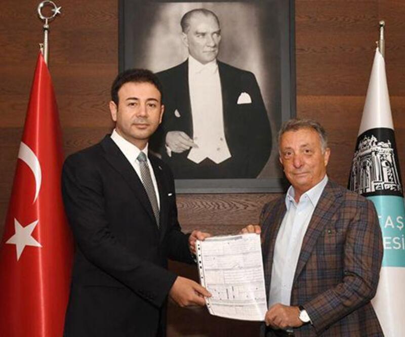 Vodafone Park'ın iskan belgesi verildi