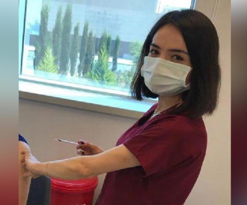 Mersin'de en çok aşıyı Meryem Hemşire yaptı