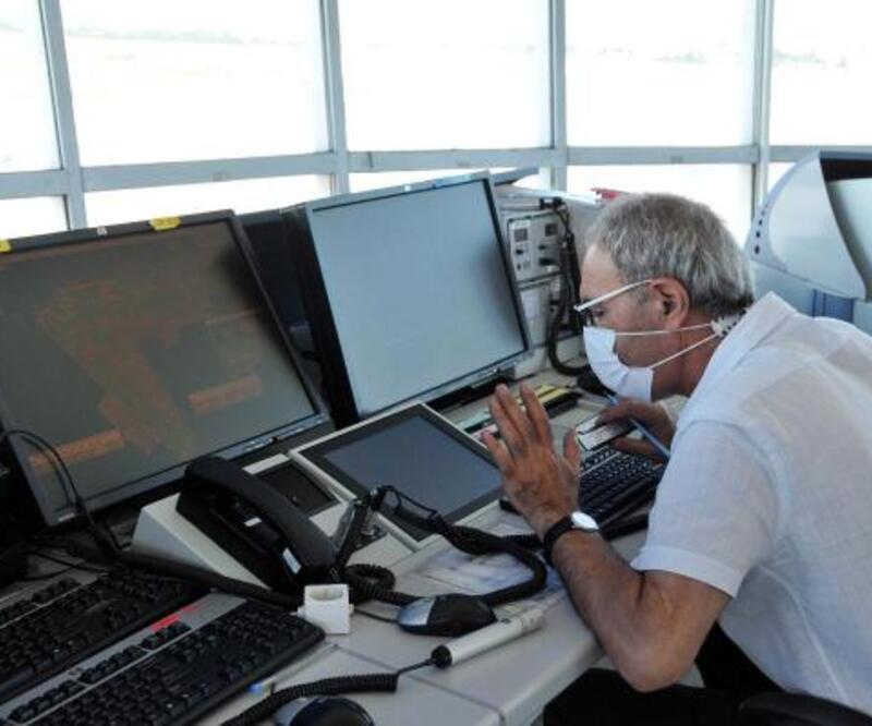 Kule şefi Enver Yavuz 15 Temmuz gecesi Atatürk Havalimanı'nda yaşananları anlattı