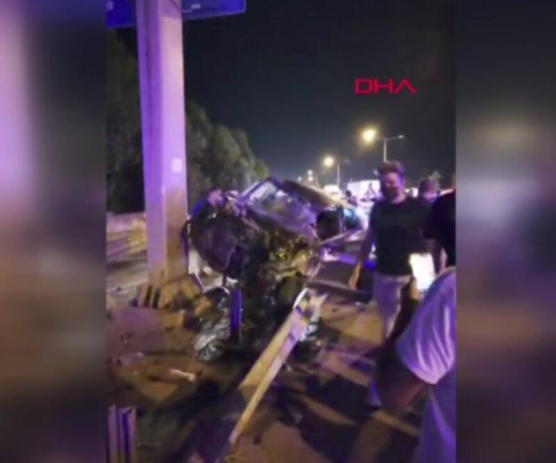 Aşırı hız yine kaza getirdi... Şile Otoyolu'ndaki kazada 7 kişi yaralandı