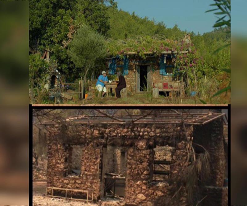 Mandra Filozofu'nun evi küle döndü