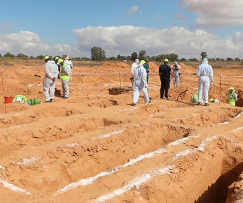 'Toplu mezarlar kenti'nde 9 ceset daha bulundu