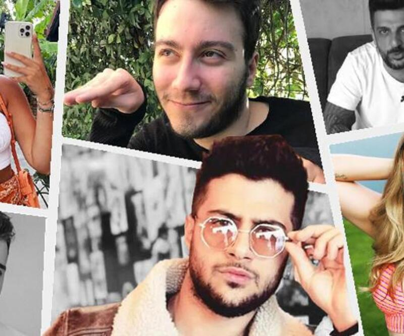 Enes Batur, Reynmen, Başak Karahan, Doğan Kabak ve Ferit Karakaya'nın da aralarında olduğu sosyal medya fenomenleri ifadeye çağrıldı