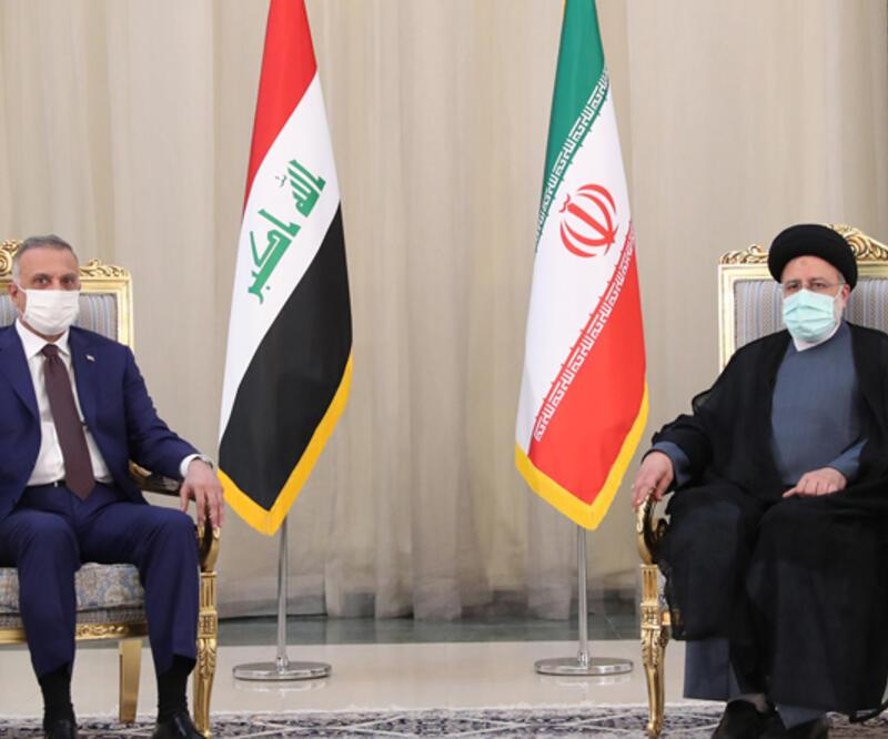 Irak Başbakanı Kazımi Tahran'da