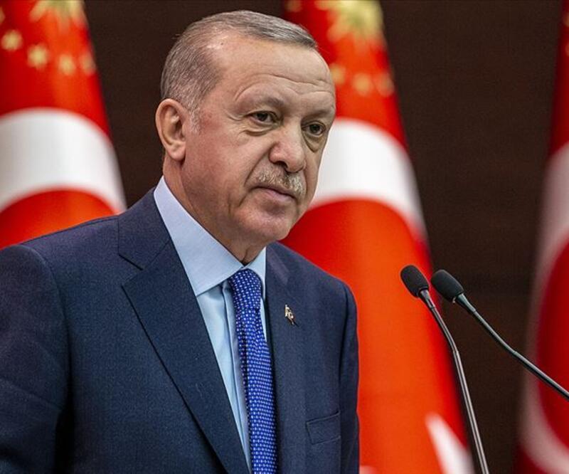 Cumhurbaşkanı Erdoğan'dan 'Bakü' mesajı