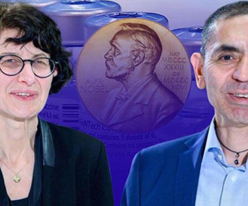 Alman tıp ödülü Şahin ve Türeci'ye Nobel için kapıyı açtı