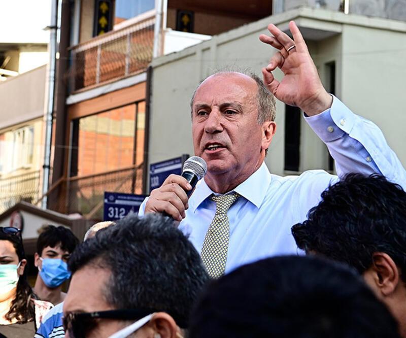 """İnce'den çatı aday ve """"CHP'yi böldü"""" açıklaması"""