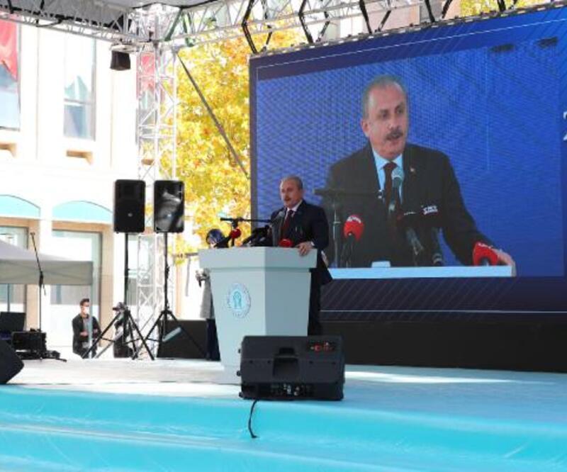 Şentop: Parlamentoyu değil, hükümeti güçlendiriyor