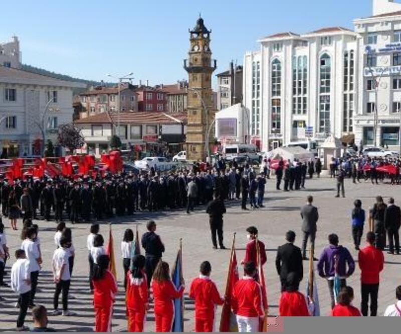 Atatürk'ün Yozgat'a gelişinin 97'nci yılı kutlandı